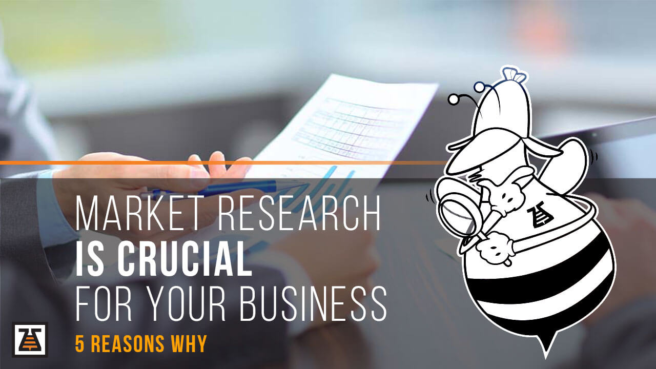 reasons why market research is crucial