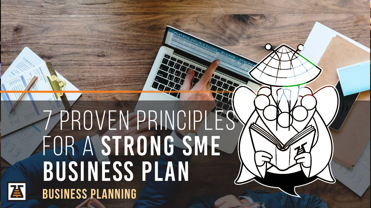 r A Strong SME Business Plan
