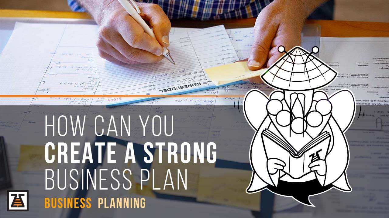 Strong SME Business Plan