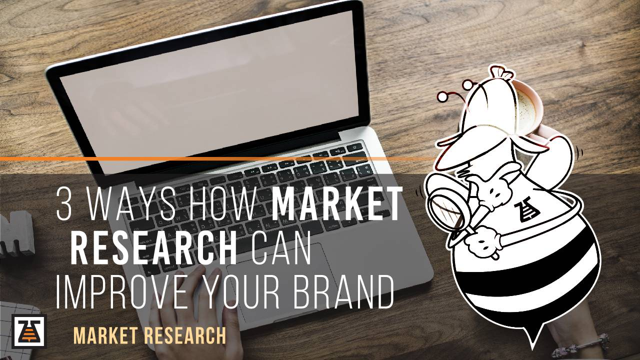 market research can improve your brand