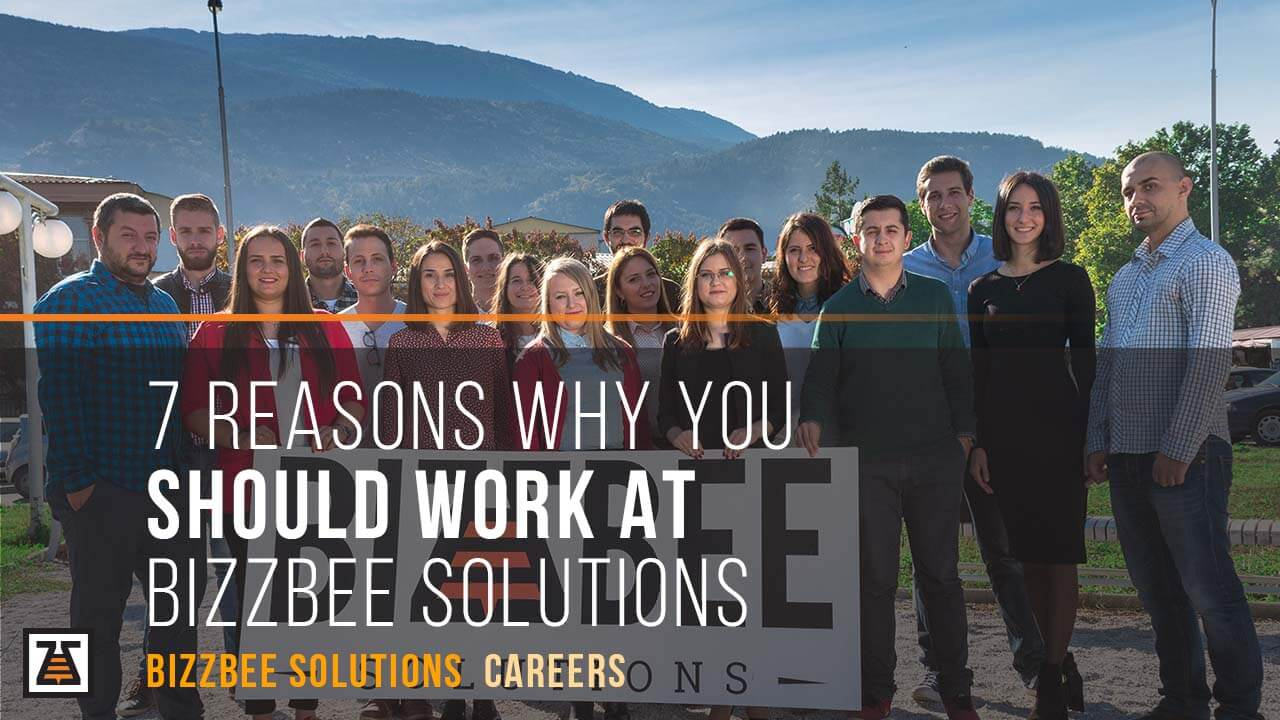 Employees of BizzBee Solutions