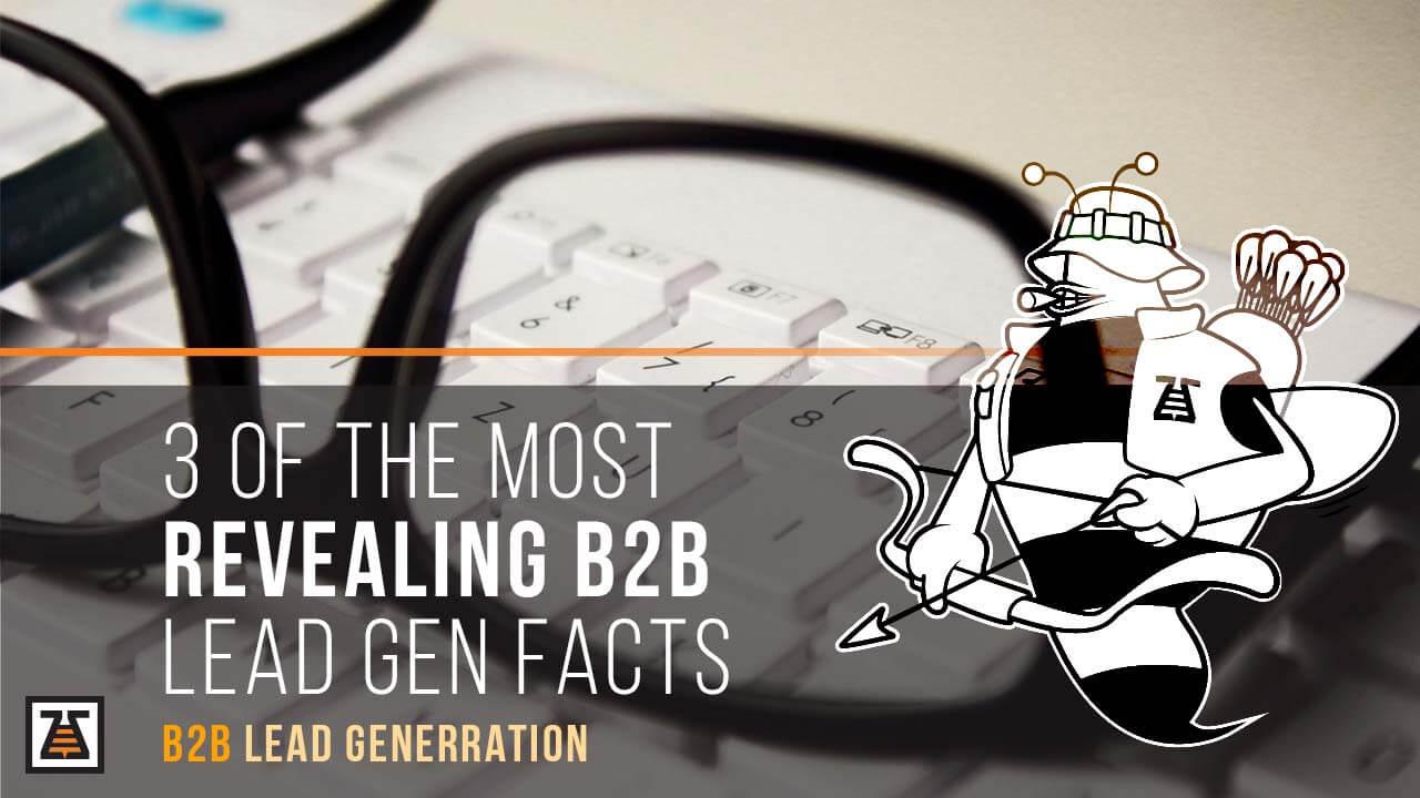 B2B Lead Generation Industry Facts