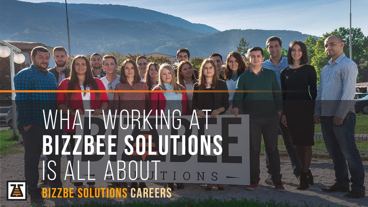 The team that work at BizzBee Solutions