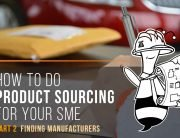 finding manufacturers