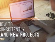 ZZack will help you consistently Land new projects