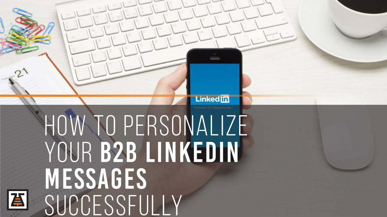 Companies use B2B LinkedIn messages to reach out and connect with their prospects as well as their competitors.