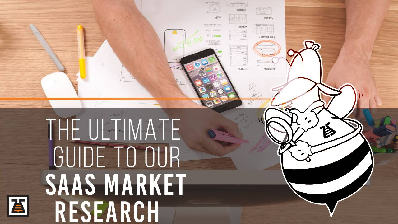 This is the Ultimate Guide To Our SaaS Market Research