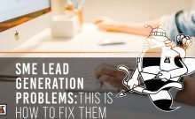 Here are the 8 sme lead generation problems and their solution about how to solve them.