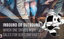 inbound or outbound strategies
