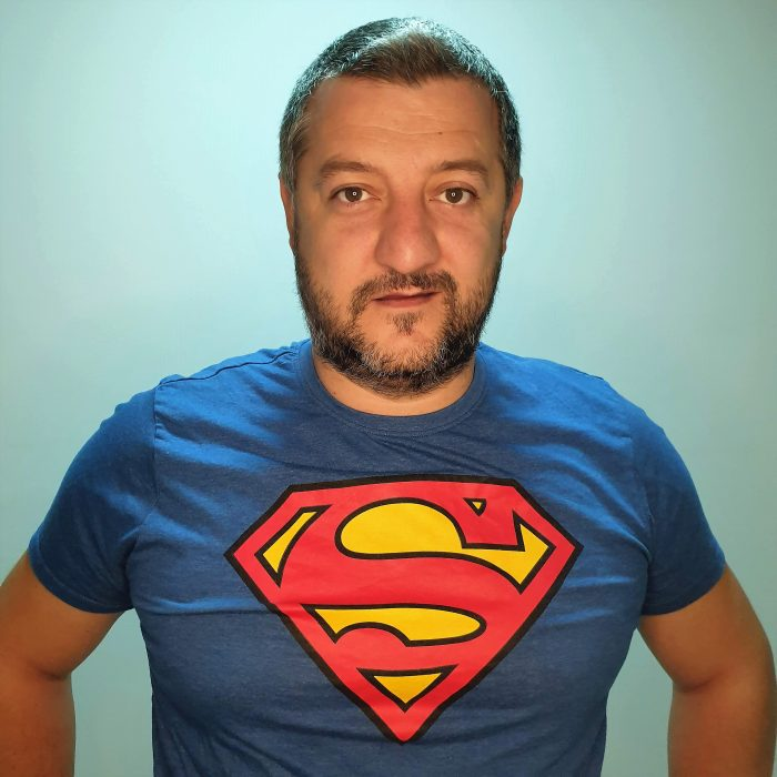 Dancho Dimkov - The CEO of BizzBee Solutions