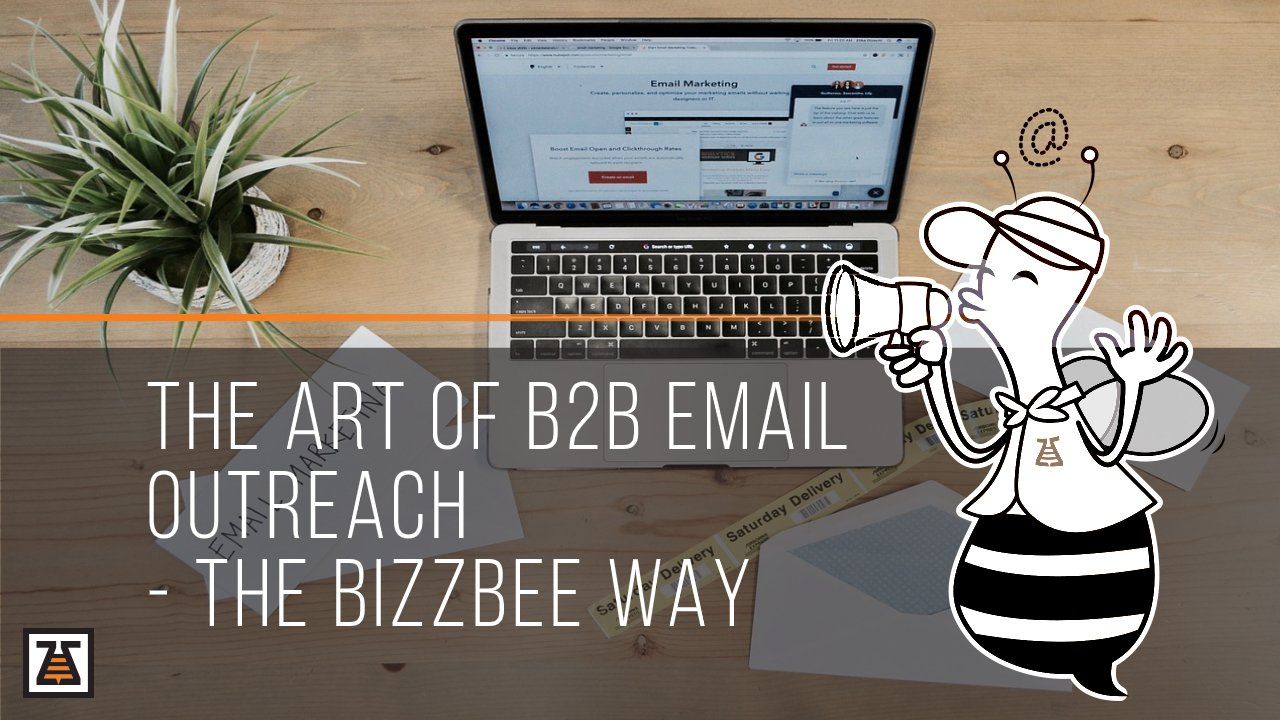 B2B Email Outreach featured image