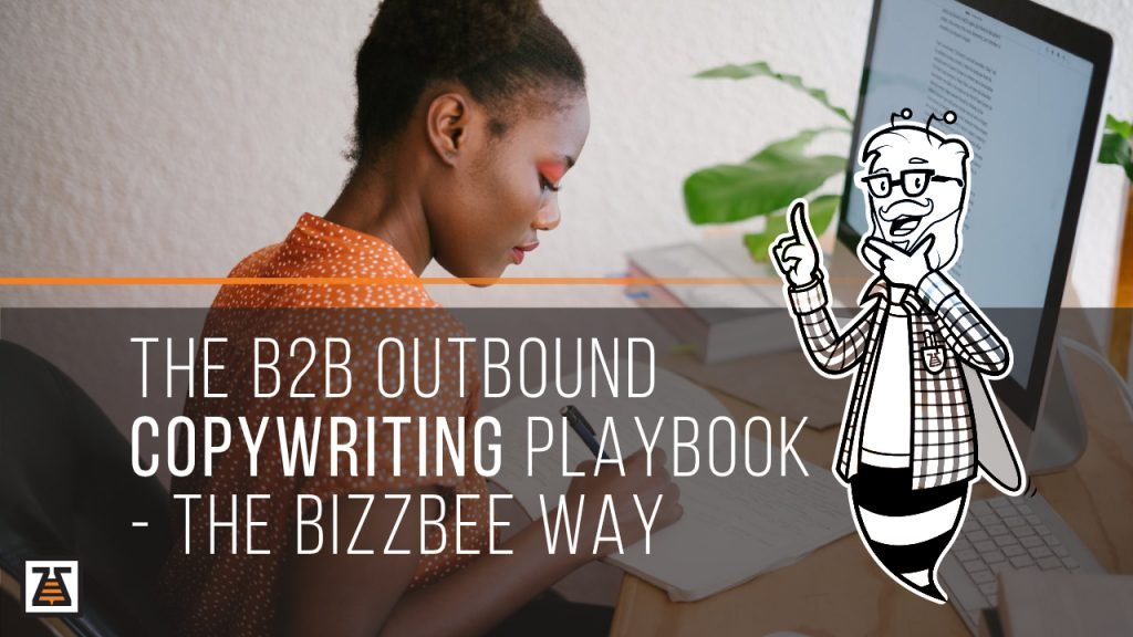 B2B outbound copywriting playbook