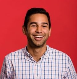 Neal Taparia, CEO of Solitaired