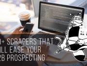 30+ scrapers that will ease your b2b prospecting